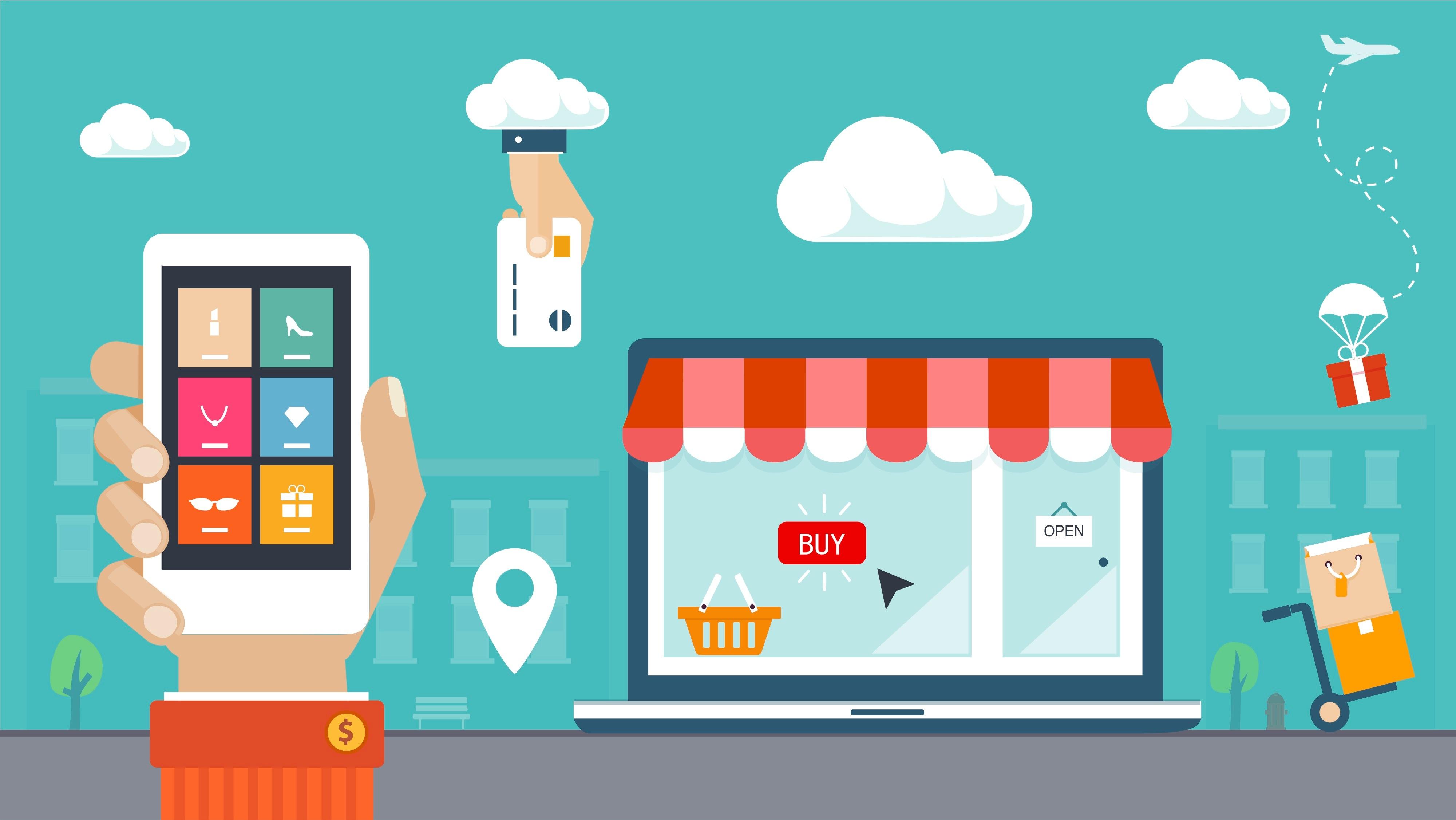eCommerce Website Designing Company Durgapur