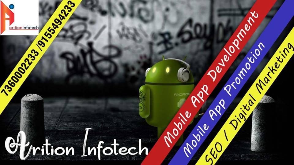 Mobile App Company in Patna